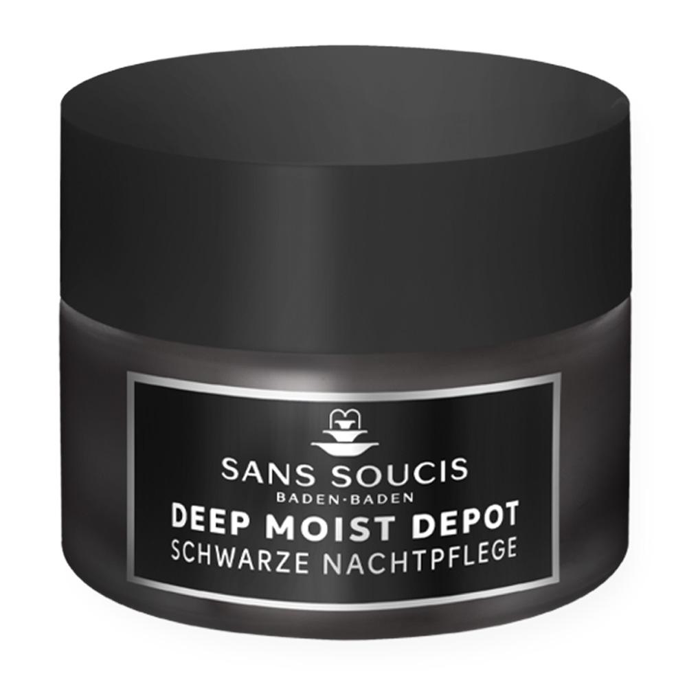 Deep Moist Depot Black Night Care